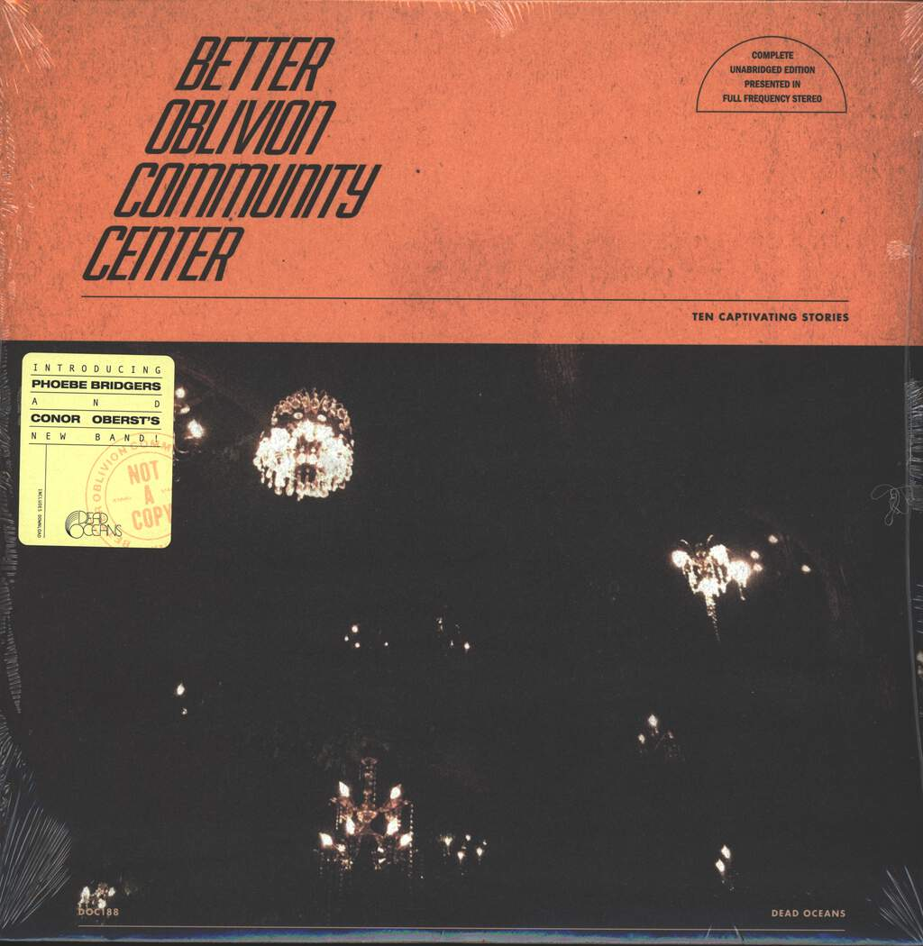 Better Oblivion Community Center: Better Oblivion Community Center, LP (Vinyl)