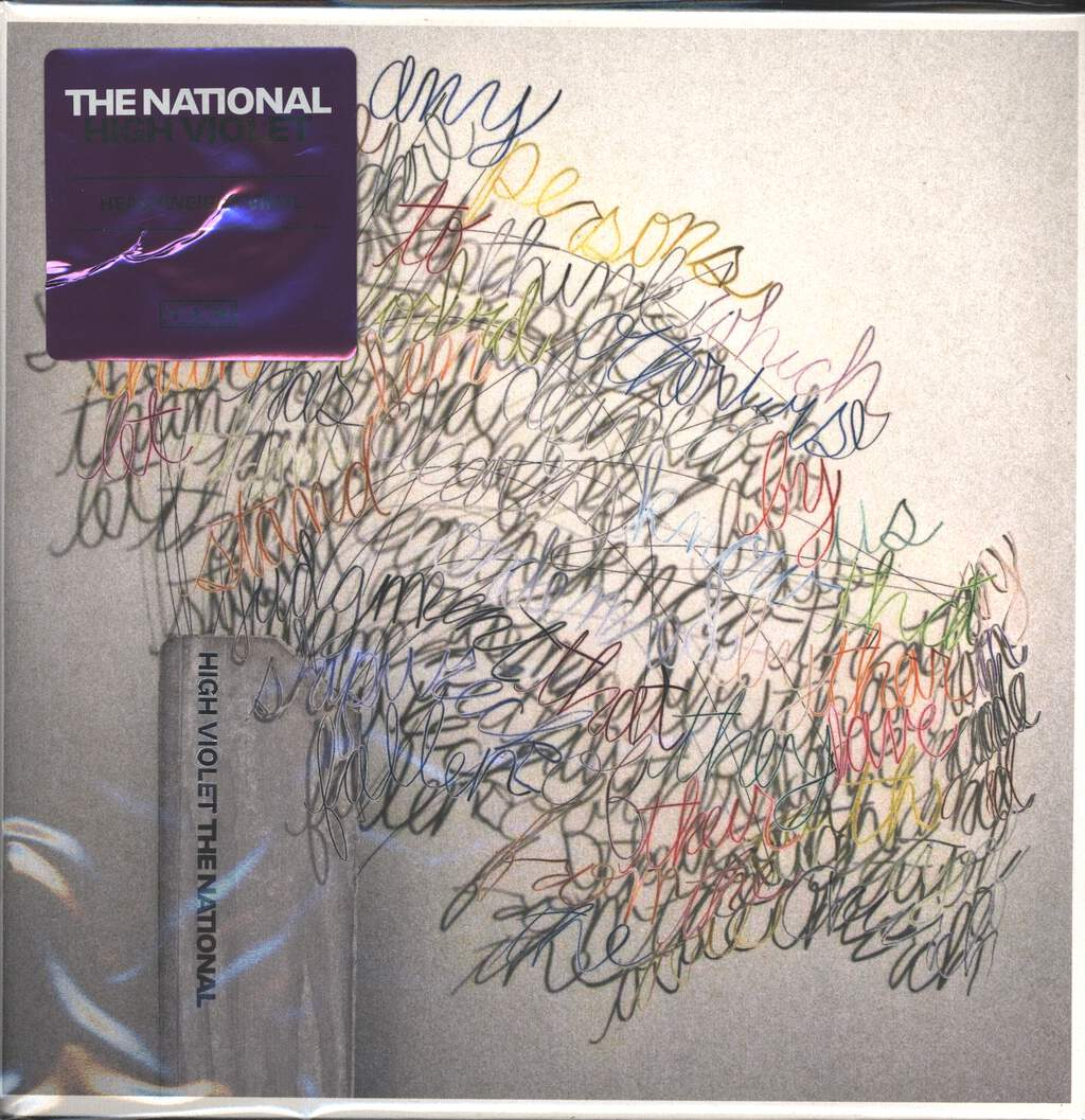 The National: High Violet, 2×LP (Vinyl)