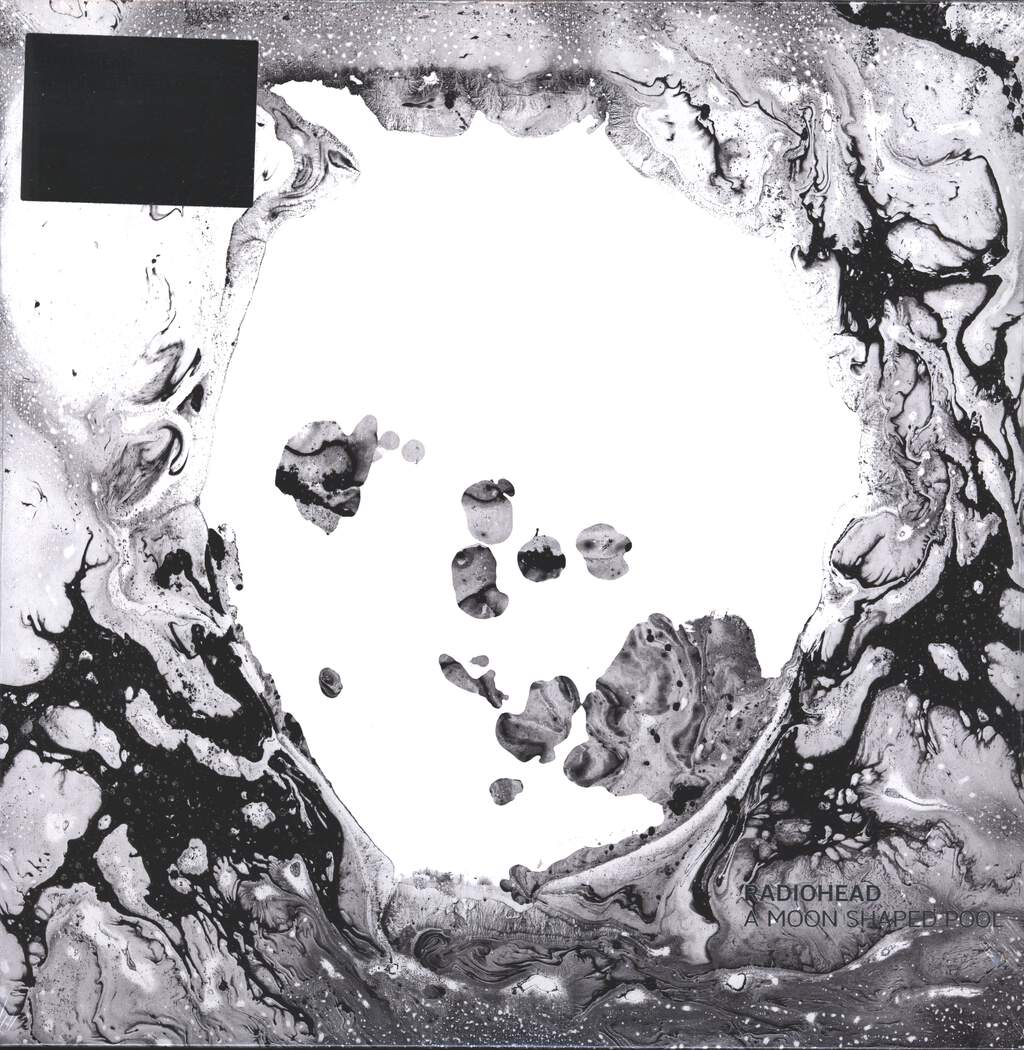 Radiohead: A Moon Shaped Pool, 2×LP (Vinyl)