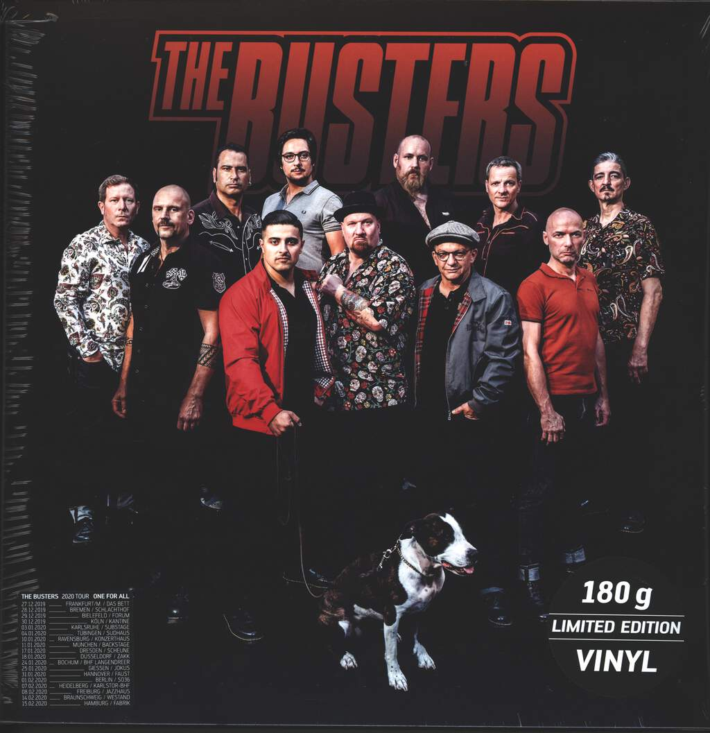 The Busters: The Busters, LP (Vinyl)