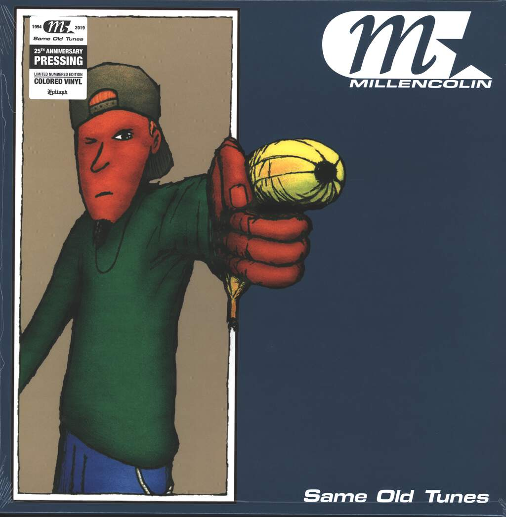 Millencolin: Same Old Tunes, LP (Vinyl)