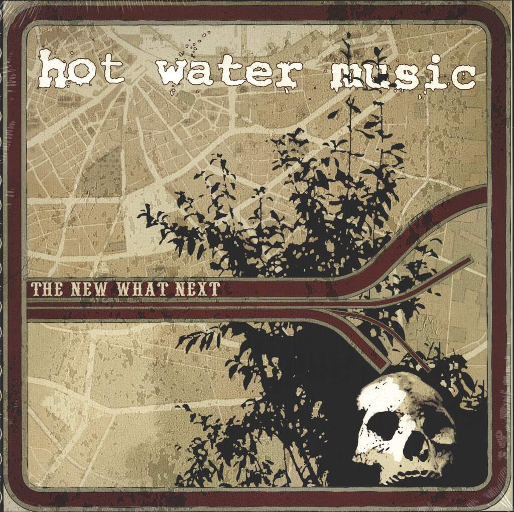 Hot Water Music: The New What Next, LP (Vinyl)