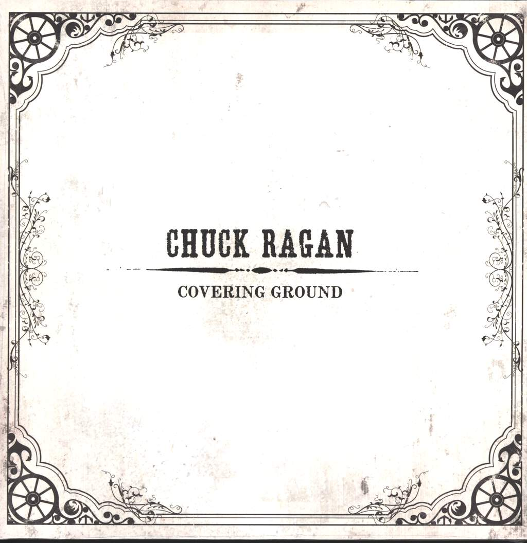 Chuck Ragan: Covering Ground, LP (Vinyl)