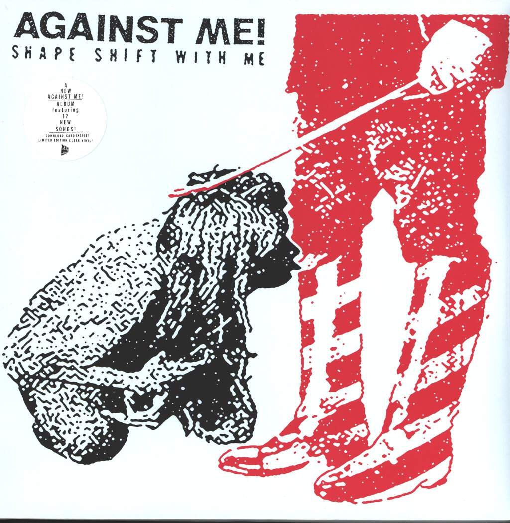 Against Me: Shape Shift With Me, LP (Vinyl)