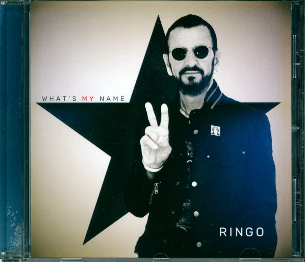 Ringo Starr: What's My Name, CD