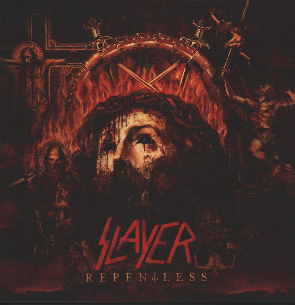 Slayer: Repentless, LP (Vinyl)