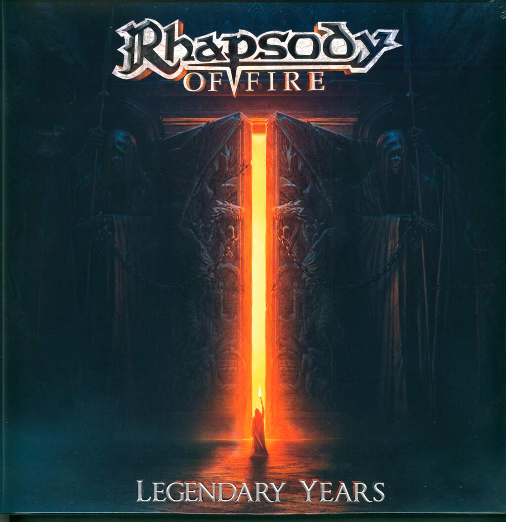 Rhapsody Of Fire: Legendary Years, 2×LP (Vinyl)