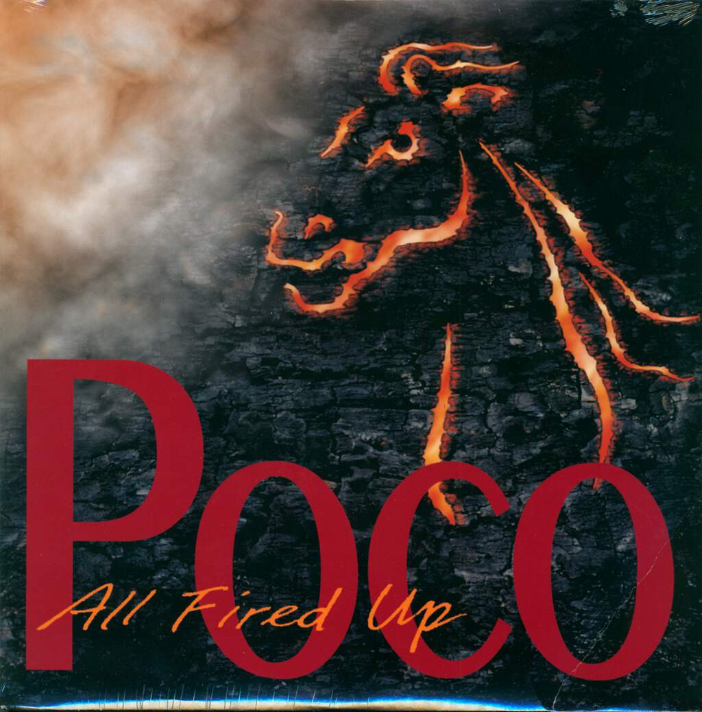 Poco: All Fired Up, 2×LP (Vinyl)