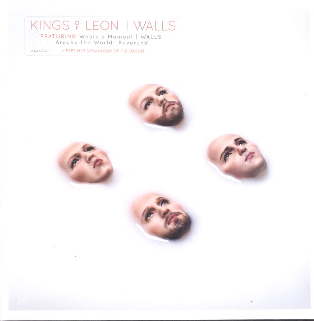 Kings Of Leon: WALLS, LP (Vinyl)