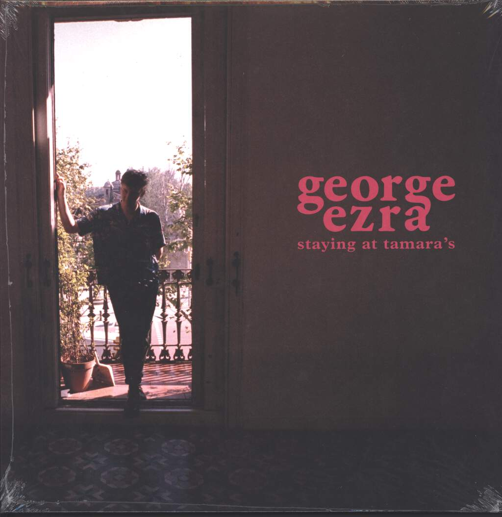 George Ezra: Staying At Tamara's, LP (Vinyl)