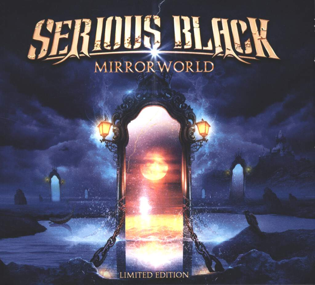Serious Black: Mirrorworld, CD