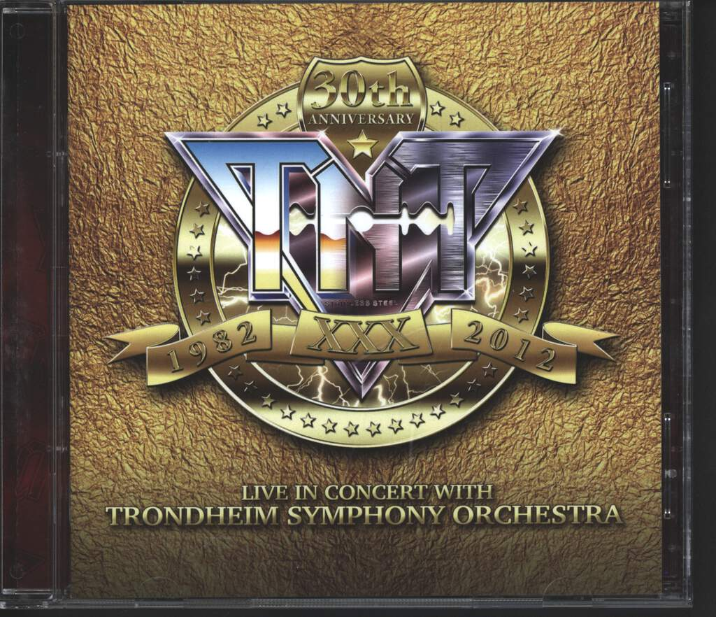 TNT: 30th Anniversary 1982-2012 Live In Concert, CD