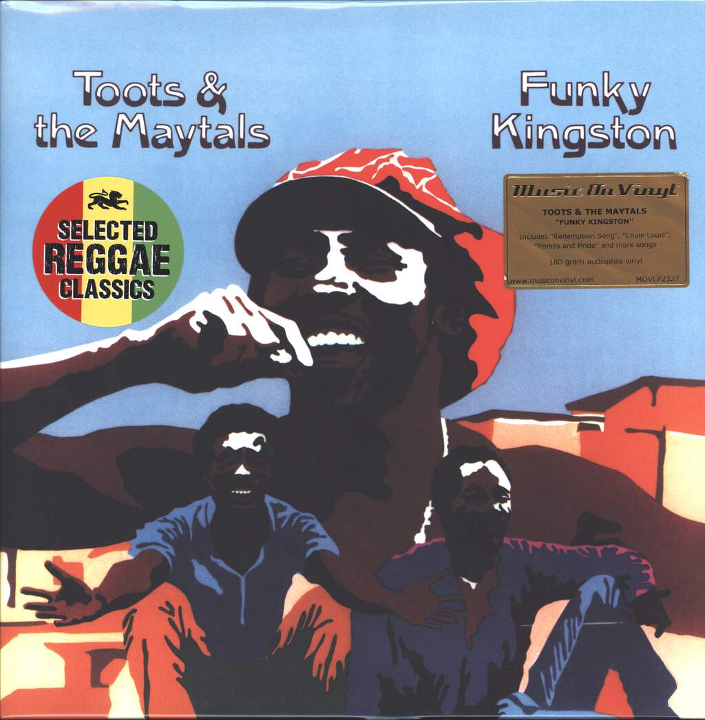 Toots & the Maytals: Funky Kingston, LP (Vinyl)