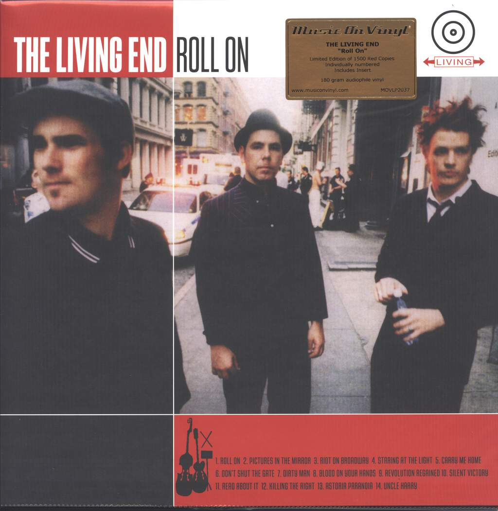 The Living End: Roll On, LP (Vinyl)
