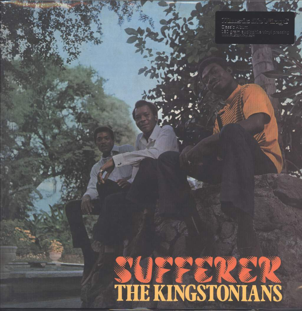 The Kingstonians: Sufferer, LP (Vinyl)