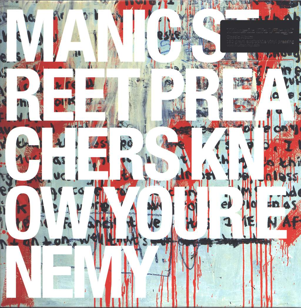 Manic Street Preachers: Know Your Enemy, LP (Vinyl)