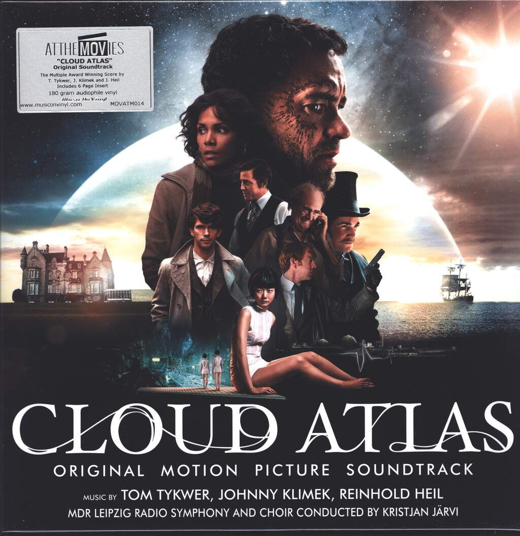 Tykwer/Klimek/Heil: Cloud Atlas (Original Motion Picture Soundtrack), 2×LP (Vinyl)