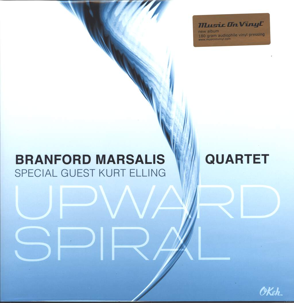 Branford Marsalis Quartet: Upward Spiral, 2×LP (Vinyl)