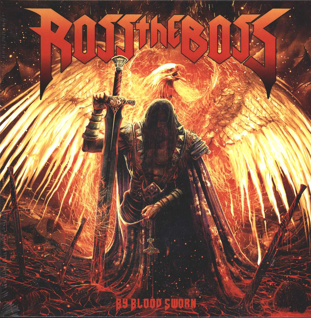 Ross The Boss: By Blood Sworn, LP (Vinyl)