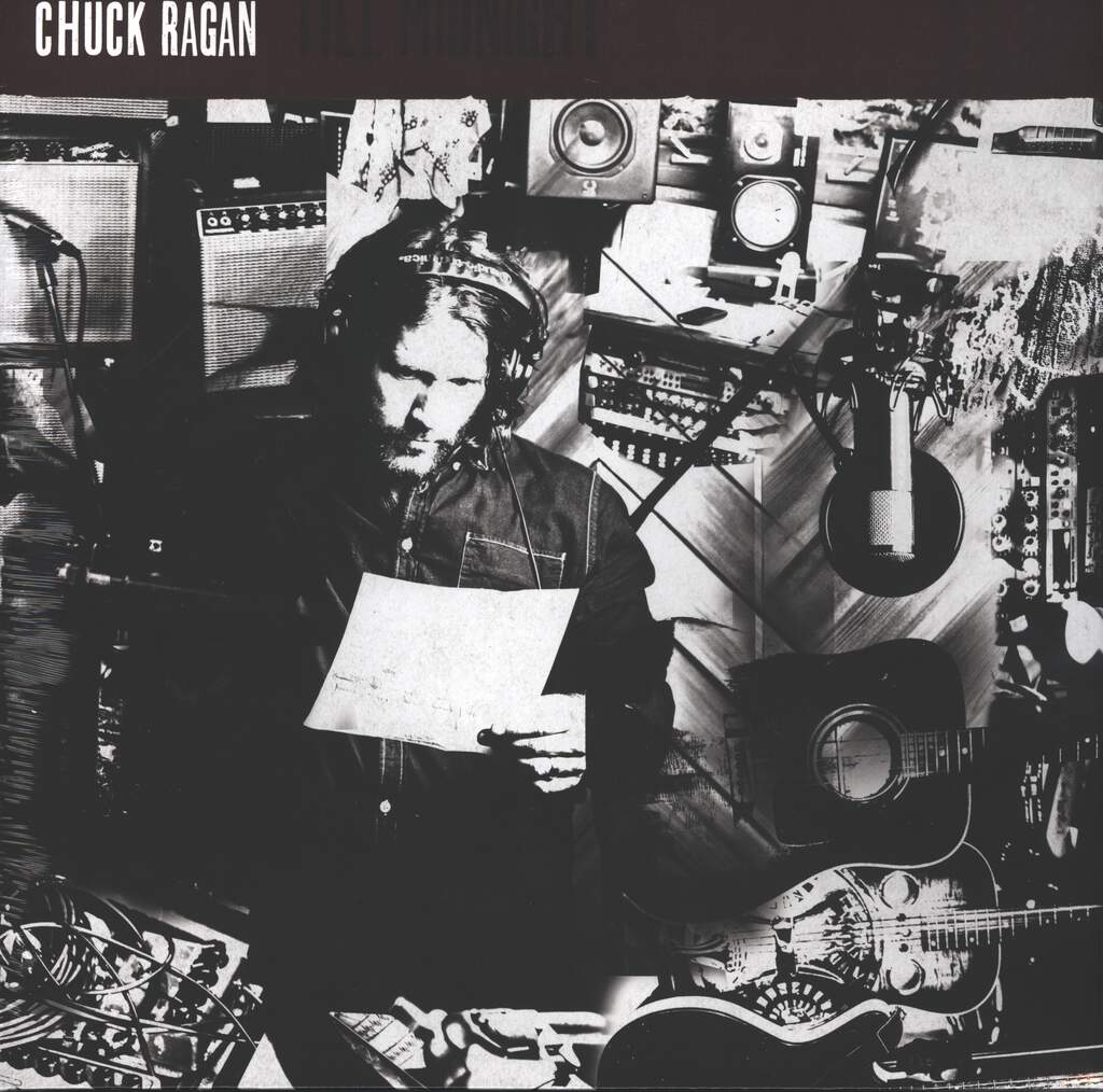 Chuck Ragan: Till Midnight, LP (Vinyl)