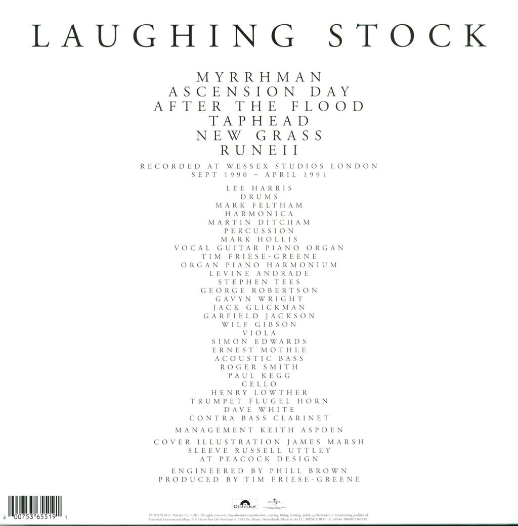 Talk Talk: Laughing Stock, LP (Vinyl)