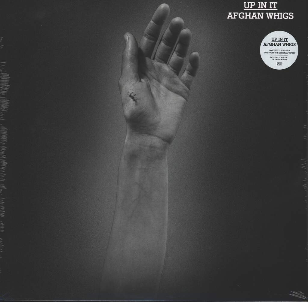 The Afghan Whigs: Up In It, LP (Vinyl)