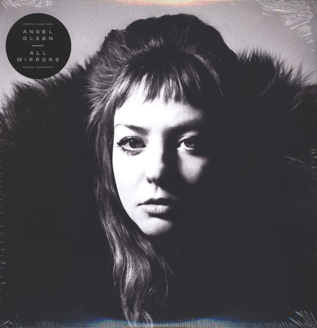 Angel Olsen: All Mirrors, 2×LP (Vinyl)