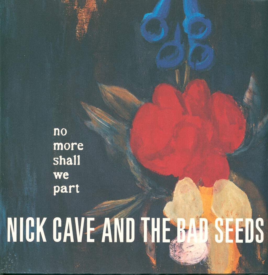 Nick Cave & The Bad Seeds: No More Shall We Part, 2×LP (Vinyl)