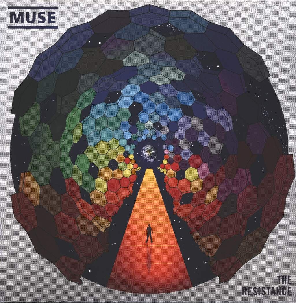 Muse: The Resistance, 2×LP (Vinyl)