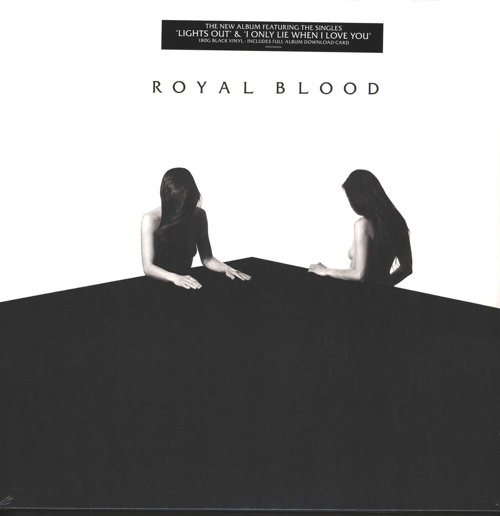 Royal Blood: How Did We Get So Dark ?, LP (Vinyl)
