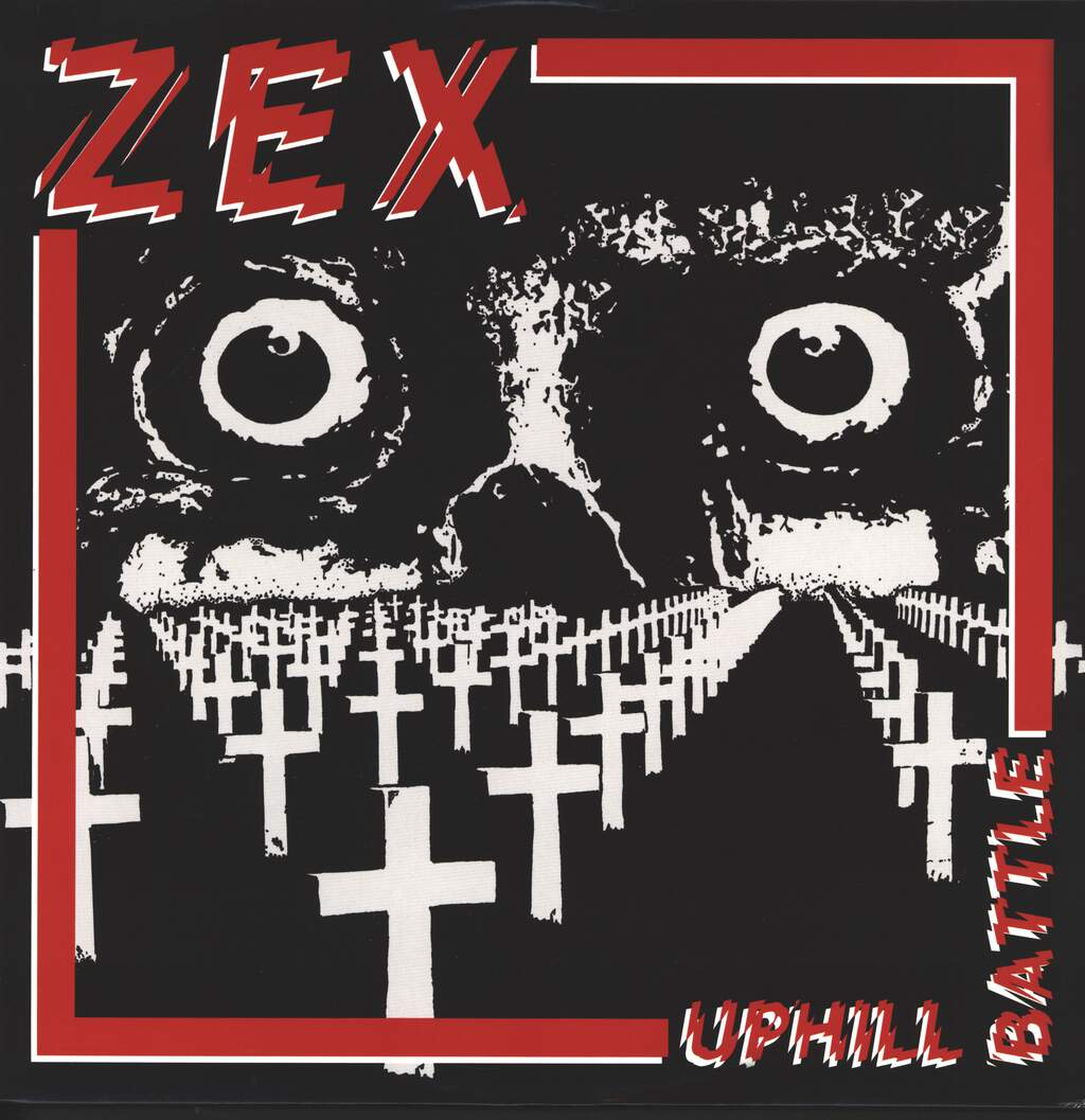 Zex: Uphill Battle, LP (Vinyl)