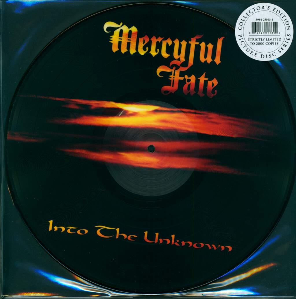 Mercyful Fate: Into The Unknown, LP (Vinyl)