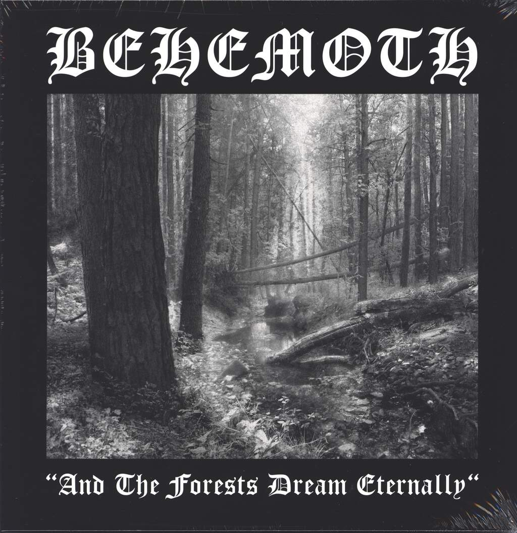 Behemoth: And The Forests Dream Eternally, LP (Vinyl)
