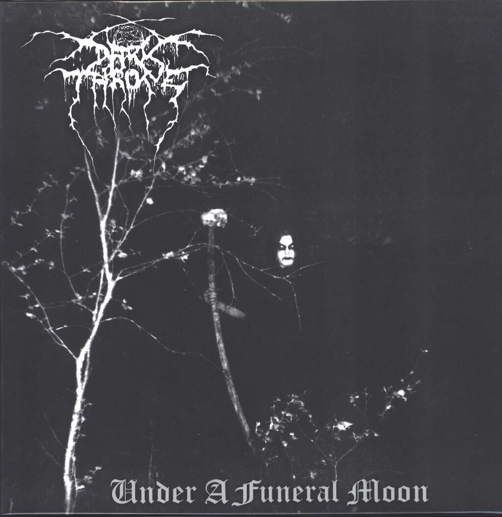 Darkthrone: Under A Funeral Moon, LP (Vinyl)