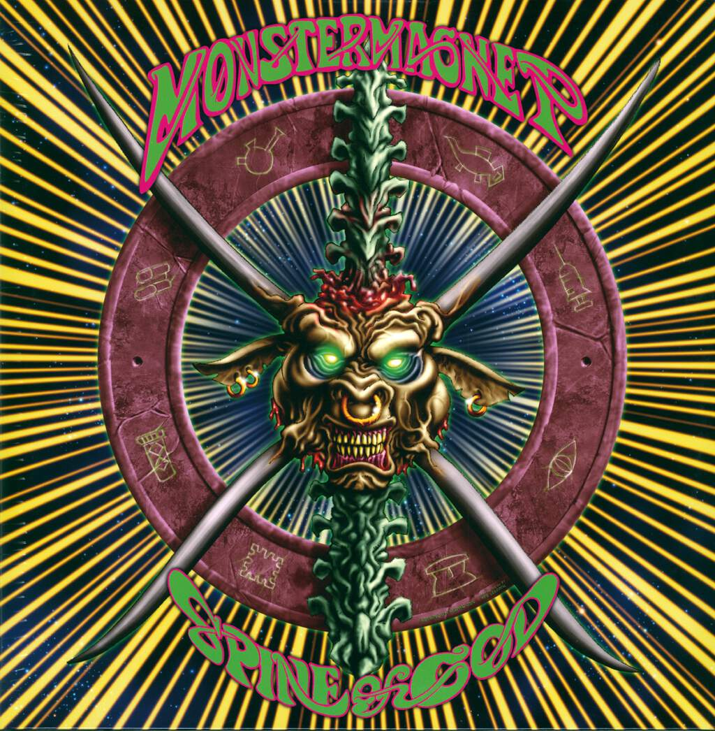 Monster Magnet: Spine Of God, LP (Vinyl)