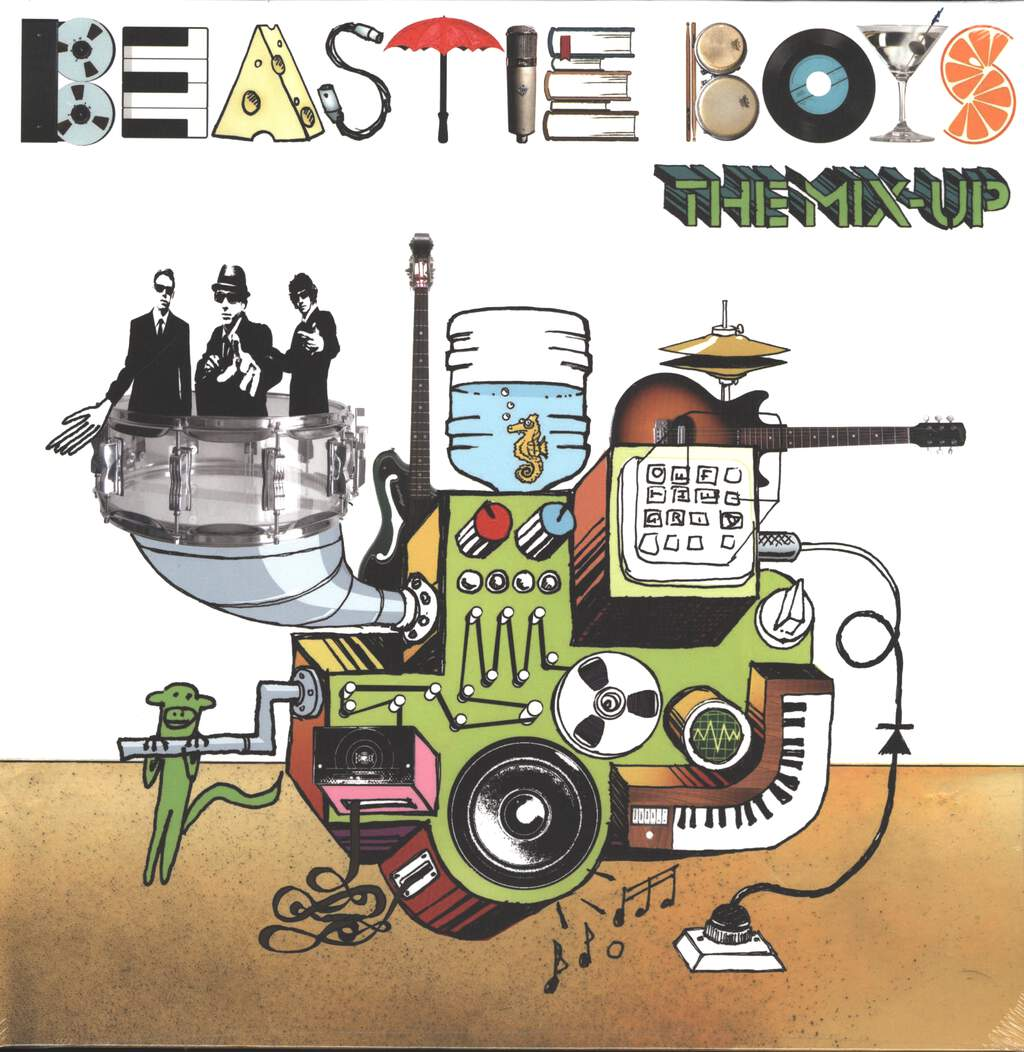 Beastie Boys: The Mix-Up, LP (Vinyl)