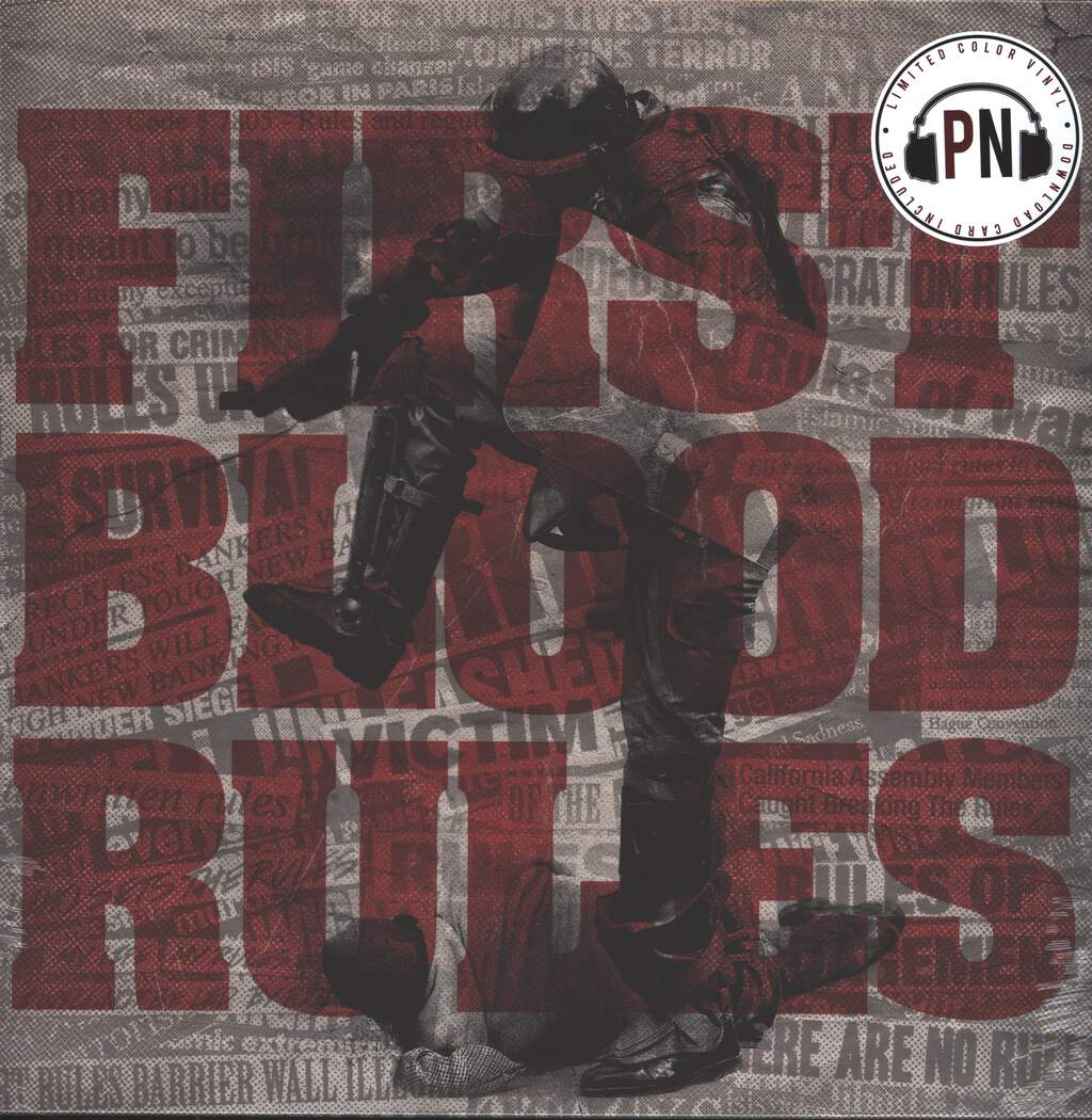 First Blood: Rules, LP (Vinyl)