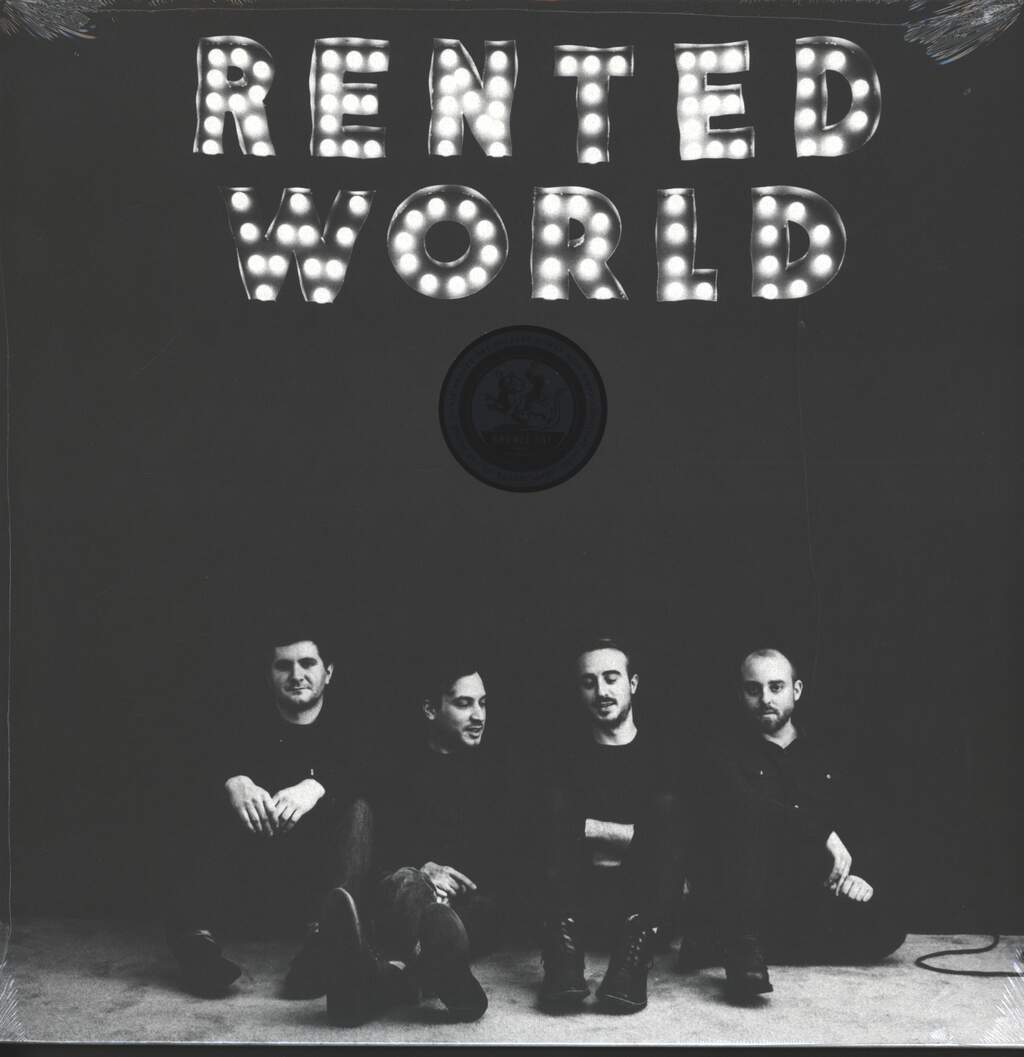 The Menzingers: Rented World, LP (Vinyl)