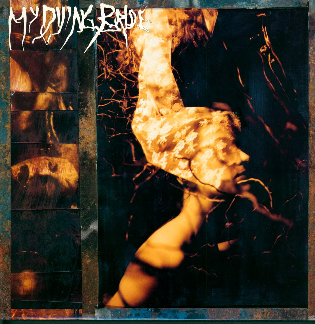 "My Dying Bride: Symphonaire Infernus Et Spera Empyrium, 12"" Maxi Single (Vinyl)"