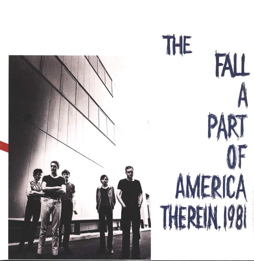 The Fall: A Part Of America Therein, 1981, 2×LP (Vinyl)