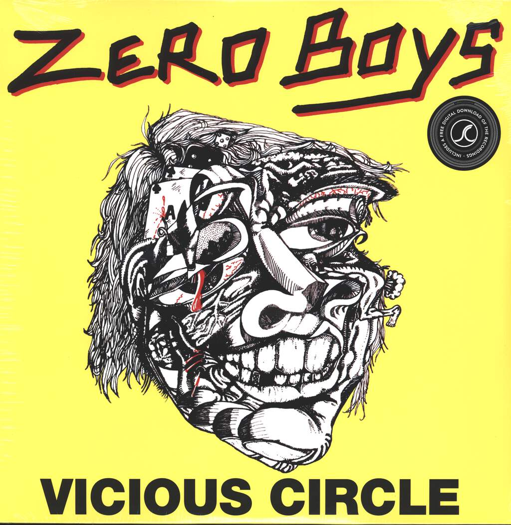 Zero Boys: Vicious Circle, LP (Vinyl)