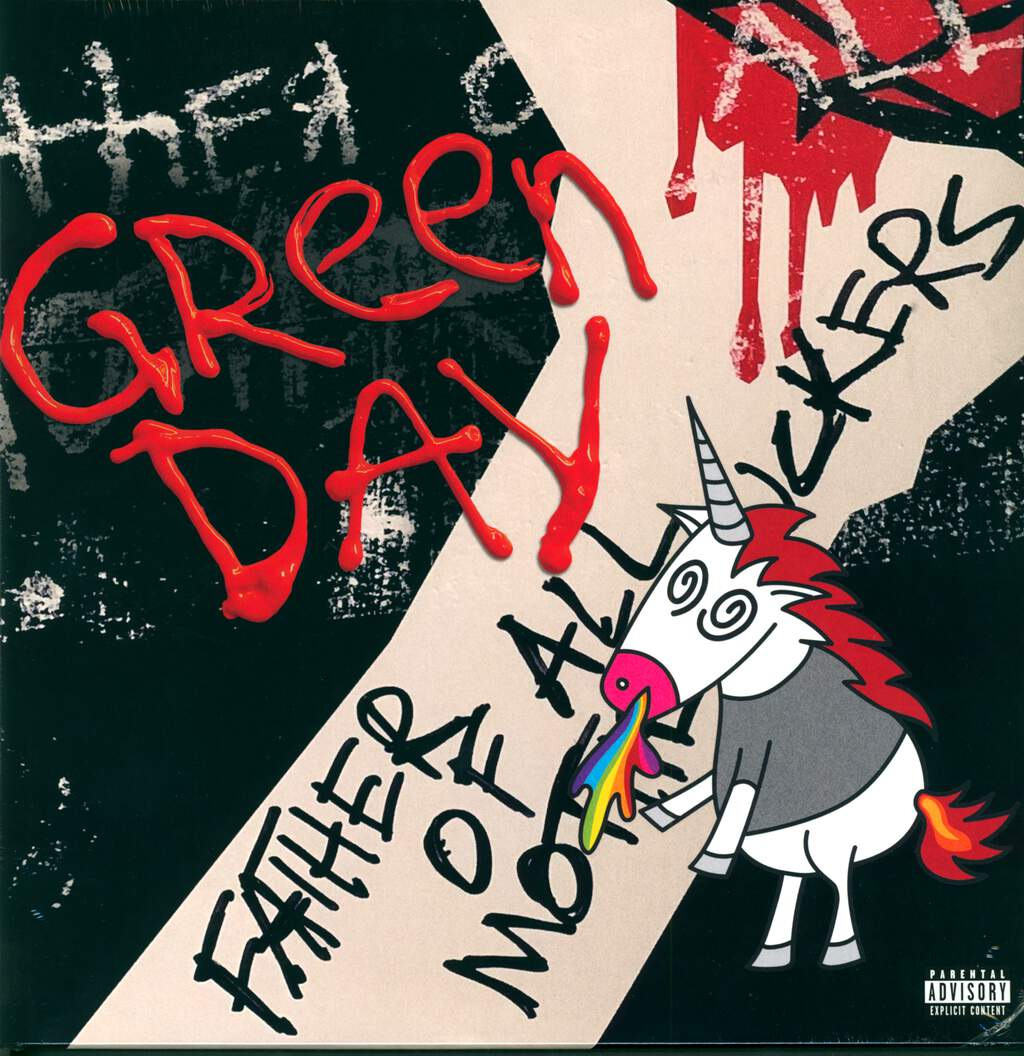 Green Day: Father Of All..., LP (Vinyl)