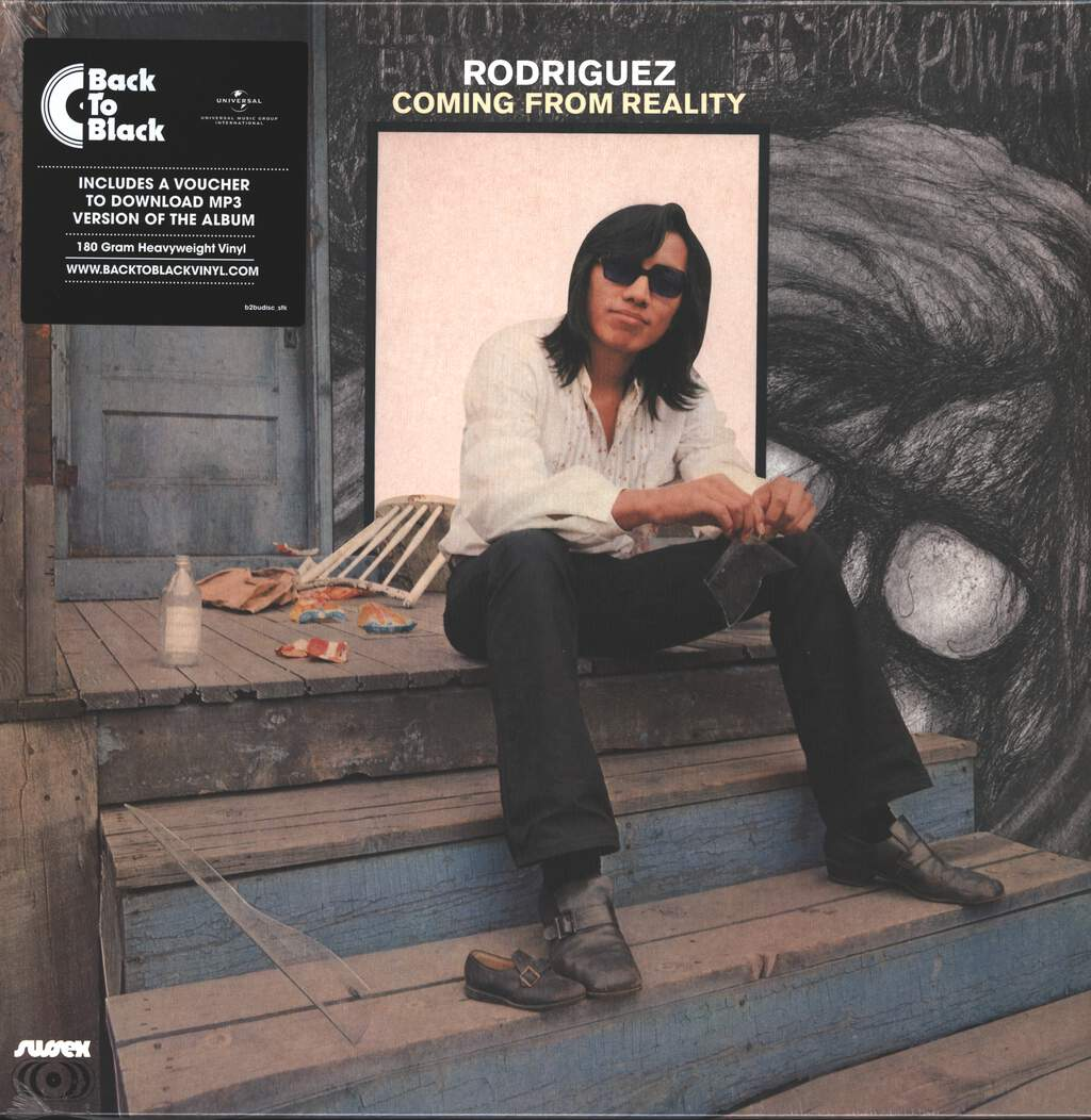 Sixto Rodriguez: Coming From Reality, LP (Vinyl)