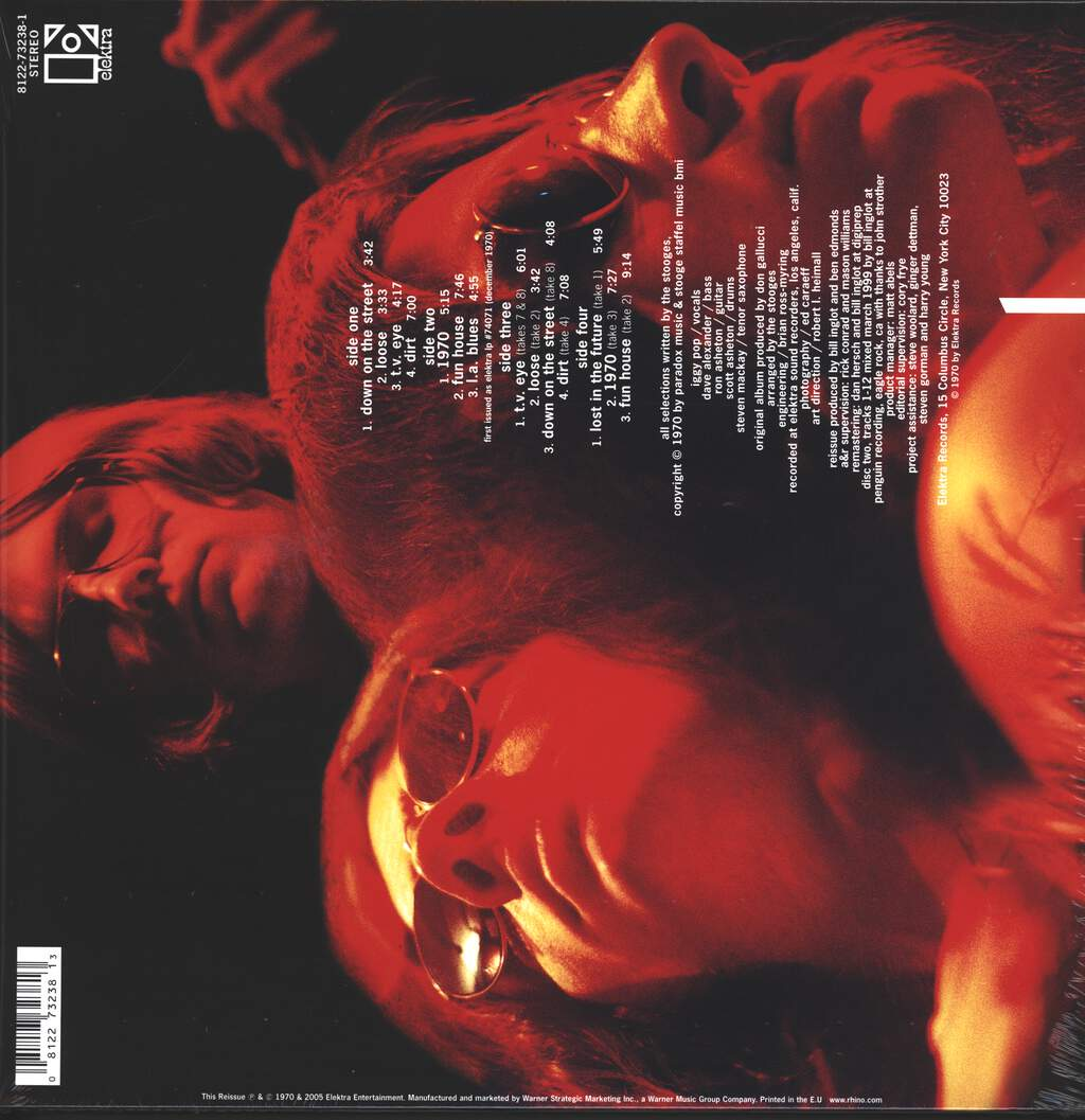 The Stooges: Fun House, 2×LP (Vinyl)