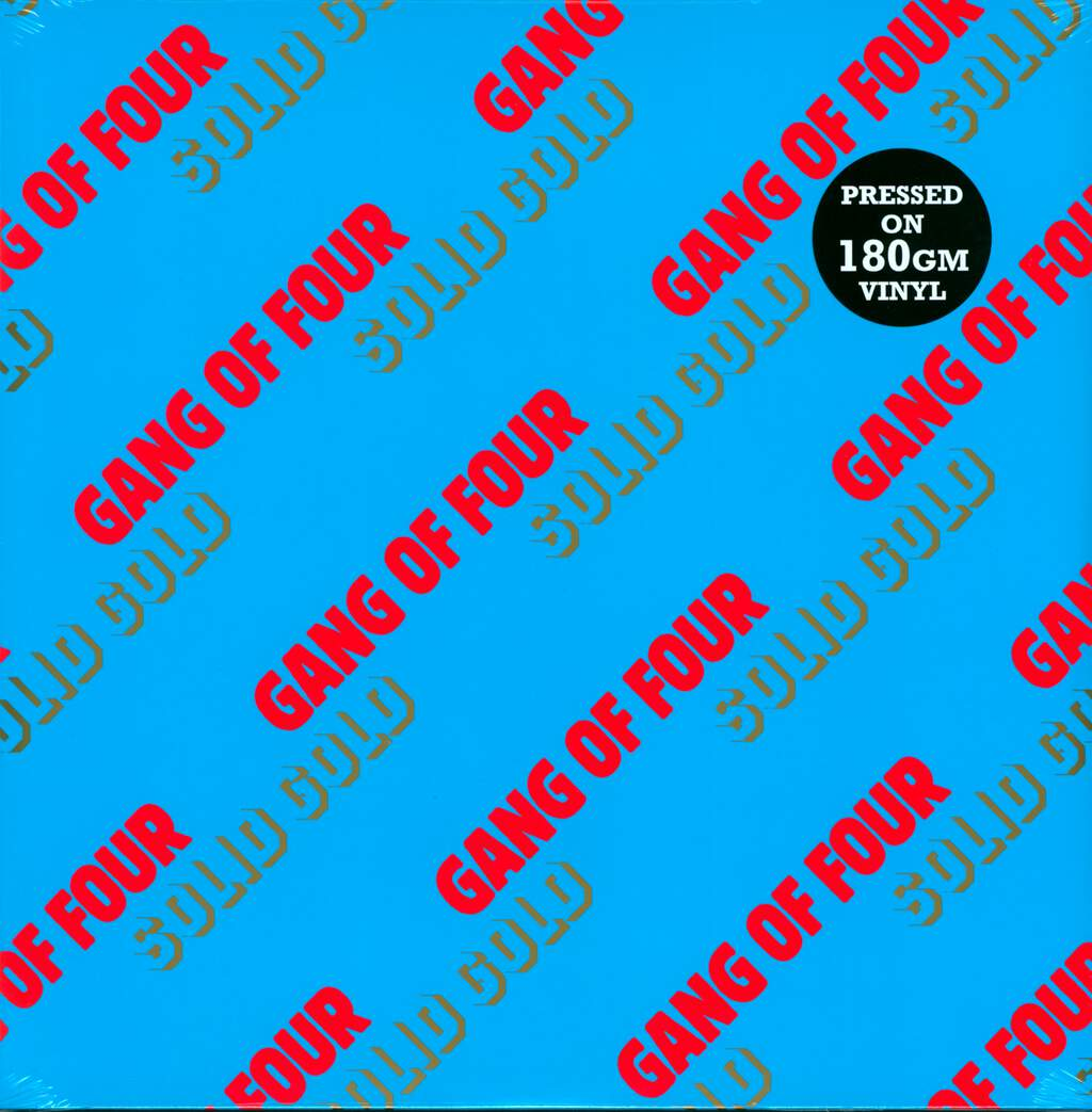 Gang Of Four: Solid Gold, LP (Vinyl)