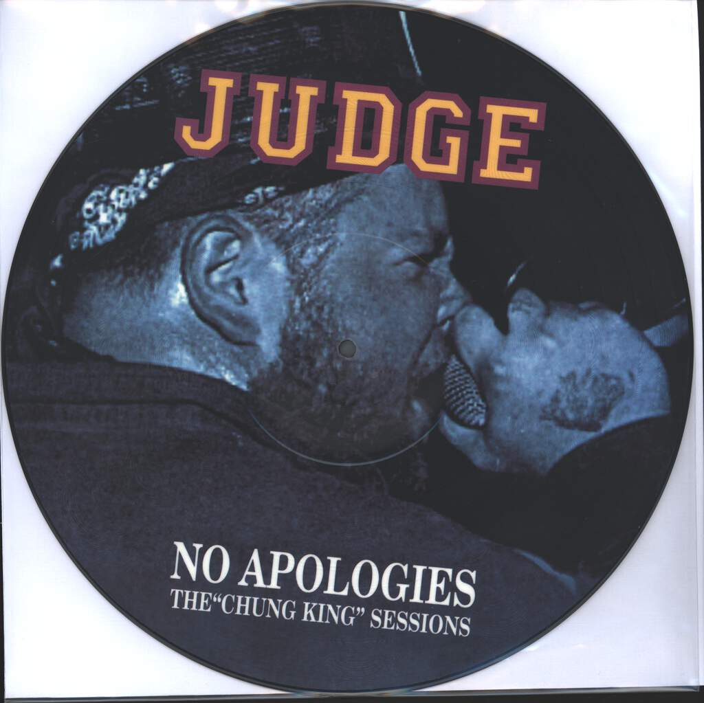 """Judge: No Apologies (The """"Chung King"""" Sessions), LP (Vinyl)"""