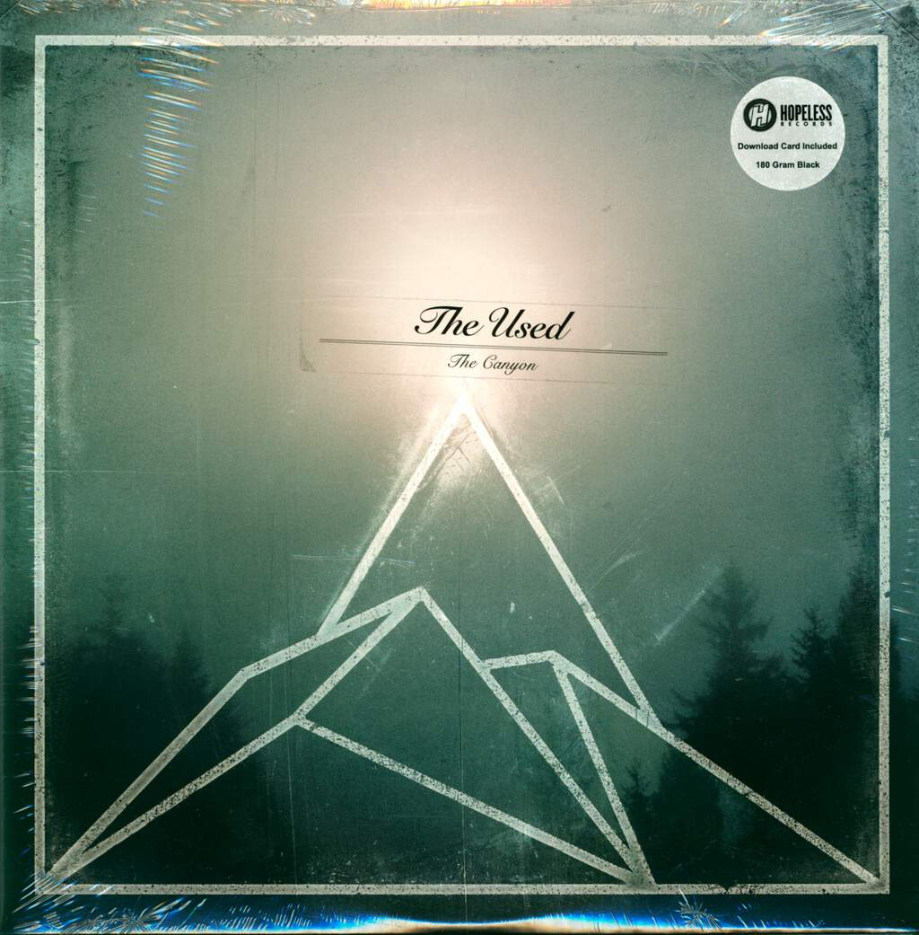 The Used: The Canyon, 2×LP (Vinyl)