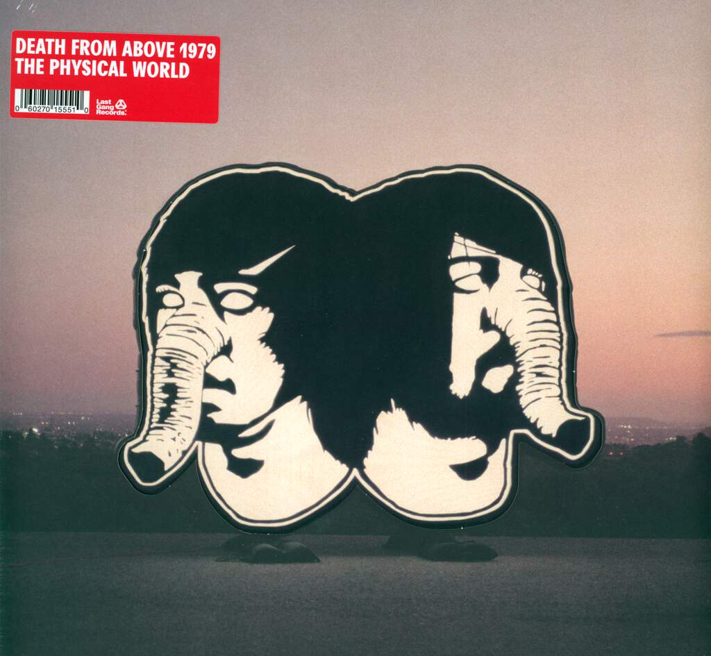 Death From Above 1979: The Physical World, LP (Vinyl)
