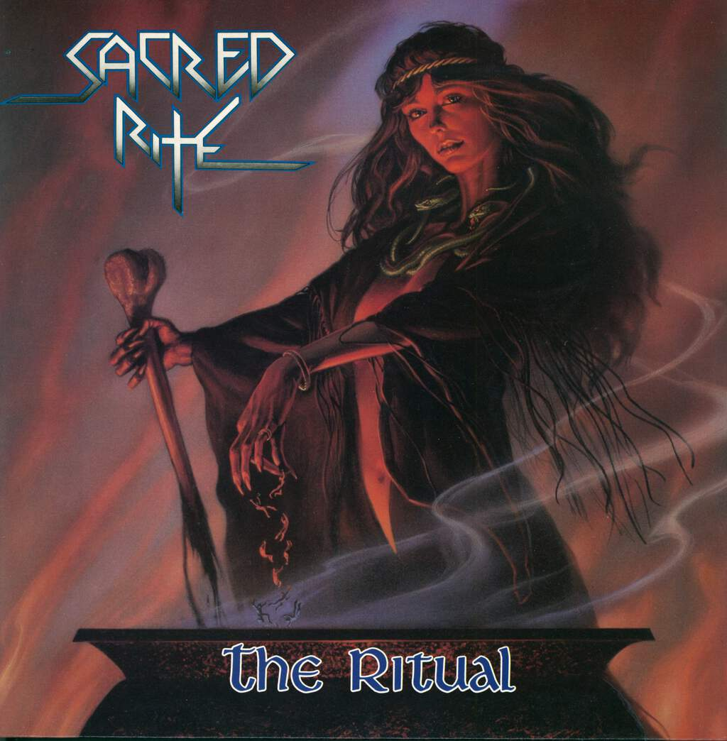 Sacred Rite: The Ritual, LP (Vinyl)