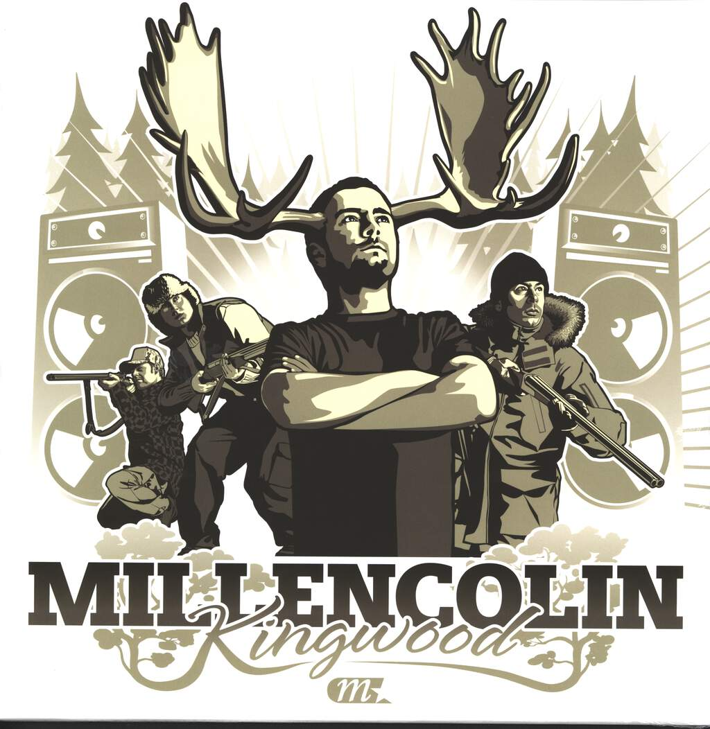 Millencolin: Kingwood, LP (Vinyl)